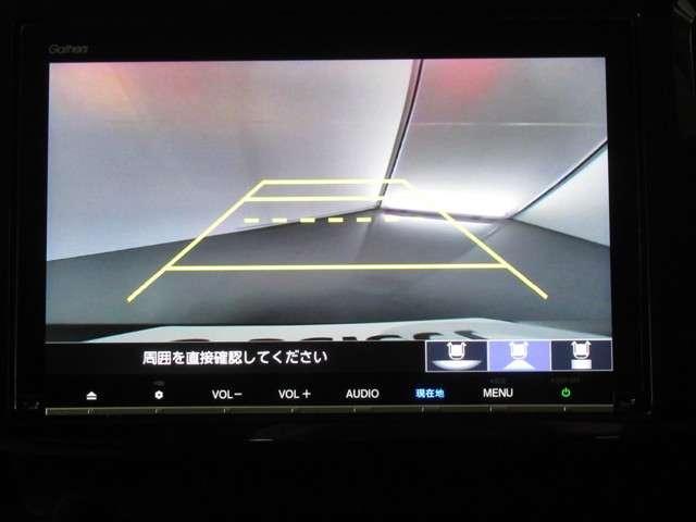 スパーダ ホンダセンシング iphone対応ナビRカメラ iphone対応メモリーナビゲーション バックカメラ 地上デジタルテレビ 後席フリップダウンモニター LEDヘッドライト 両側電動スライドドア ホンダセンシング ワンオーナー車 二列目セパレートシート(5枚目)