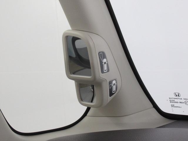 Gホンダセンシング デイスプレイオーデイオETCドラレコ デイスプレイオーデイオ ETC ドライブレコーダー LEDヘッドライト ホンダセンシング ワンセグテレビ スマートキー 後席シートスライド インテリア内装アイボリー フロントベンチシート(12枚目)