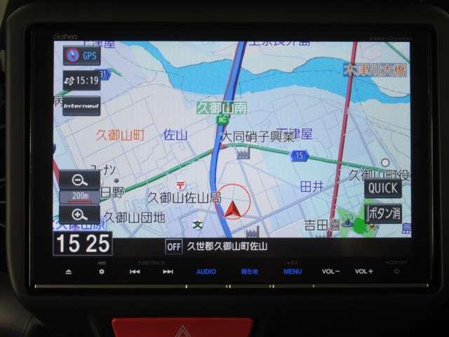 G ターボSSパッケージ iphone対応ナビRカメラ地デジETC衝突軽減(4枚目)