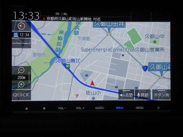 ハイブリッドZ・ホンダセンシング iphone対応ナビETC iphone対応ナビRカメラ地デジETCドラレコ(4枚目)