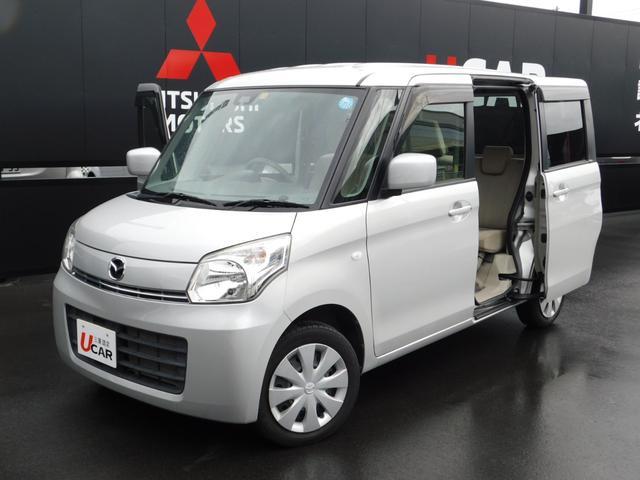 「マツダ」「フレアワゴン」「コンパクトカー」「滋賀県」の中古車3