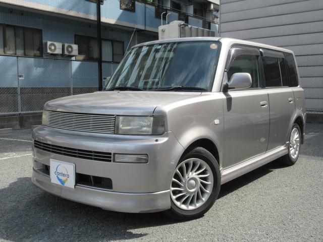 「トヨタ」「bB」「ミニバン・ワンボックス」「大阪府」の中古車4