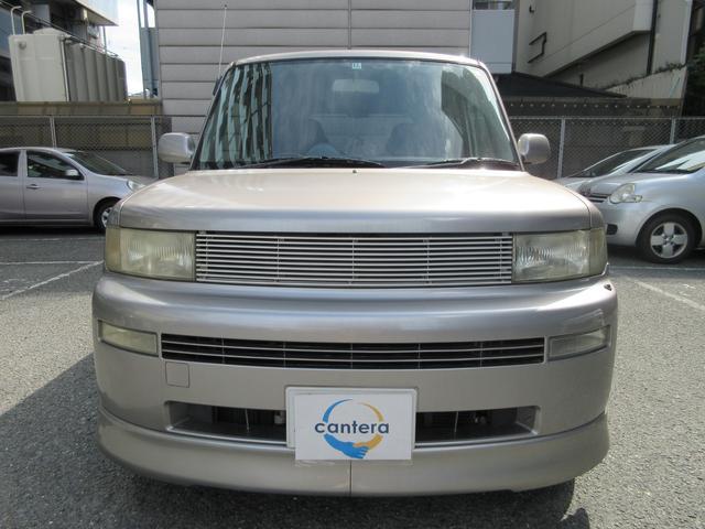 「トヨタ」「bB」「ミニバン・ワンボックス」「大阪府」の中古車6