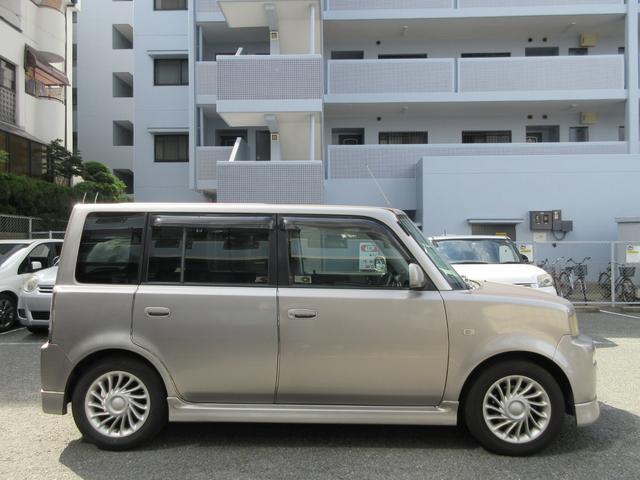 「トヨタ」「bB」「ミニバン・ワンボックス」「大阪府」の中古車8