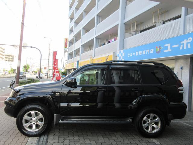 「トヨタ」「ランドクルーザープラド」「SUV・クロカン」「大阪府」の中古車7