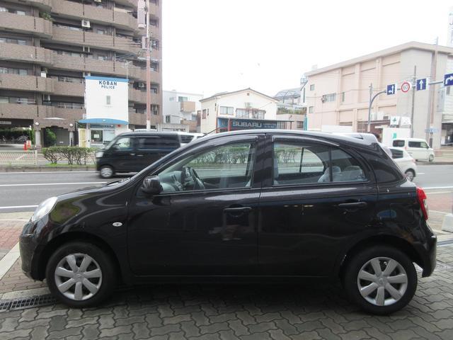 「日産」「マーチ」「コンパクトカー」「大阪府」の中古車5