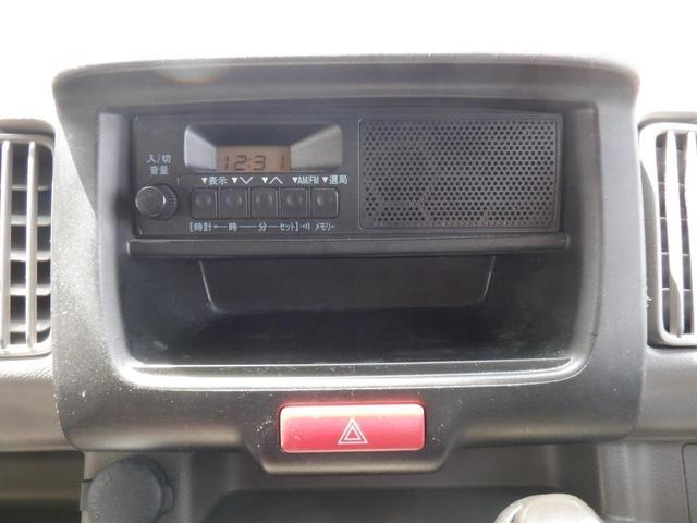 PC ハイルーフ 5AGS 両側スライドドア 純正ラジオ フロントパワーウィンドウ キーレスエントリー フロントルーフ収納BOX エアコン付き エアバック(8枚目)