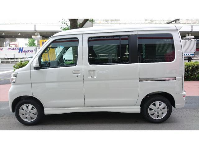 新車 カスタムターボRSリミテッド SAIII(5枚目)