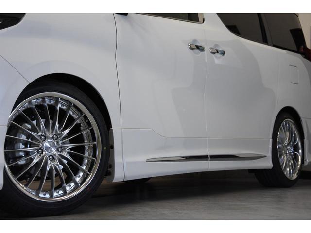 2.5S新車モデリスタコンプWORK20AW TEIN車高調(13枚目)
