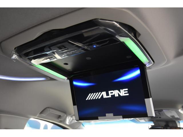 2.5フルエアロ新品21AW車高調両側電動11型ナビ リアM(8枚目)