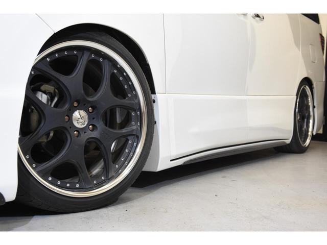 3.5Z Gエディション アドミレイションコンプリートカー BOLDWORLDエアサス 4本出しマフラー 20インチAW リヤエンターテイメントサウンド メーカーナビ 後席モニター エグゼクティブシート(7枚目)