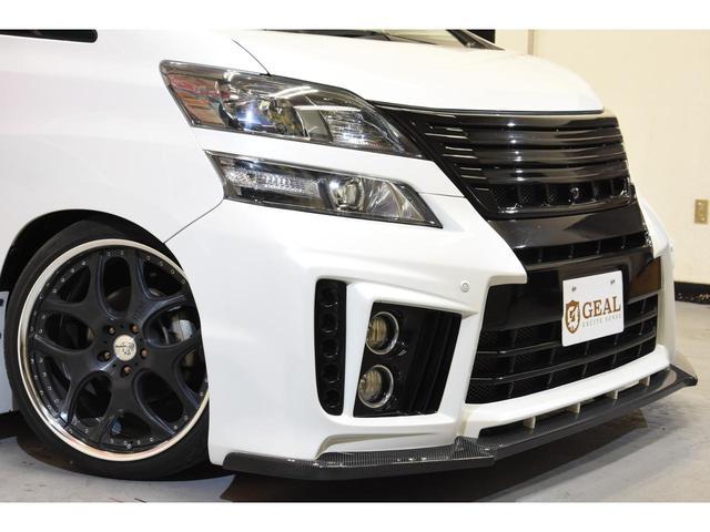 3.5Z Gエディション アドミレイションコンプリートカー BOLDWORLDエアサス 4本出しマフラー 20インチAW リヤエンターテイメントサウンド メーカーナビ 後席モニター エグゼクティブシート(10枚目)