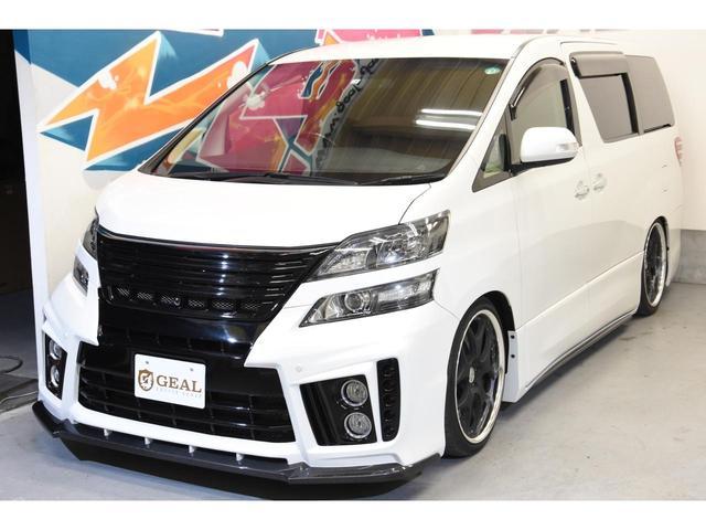 3.5Z Gエディション アドミレイションコンプリートカー BOLDWORLDエアサス 4本出しマフラー 20インチAW リヤエンターテイメントサウンド メーカーナビ 後席モニター エグゼクティブシート(18枚目)