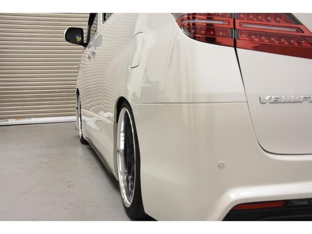 3.5Z Gエディション アドミレイションコンプリートカー BOLDWORLDエアサス 4本出しマフラー 20インチAW リヤエンターテイメントサウンド メーカーナビ 後席モニター エグゼクティブシート(25枚目)