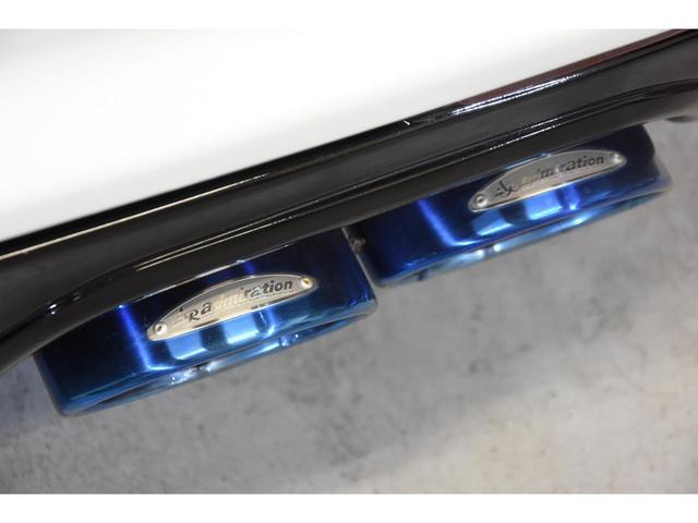 3.5Z Gエディション アドミレイションコンプリートカー BOLDWORLDエアサス 4本出しマフラー 20インチAW リヤエンターテイメントサウンド メーカーナビ 後席モニター エグゼクティブシート(33枚目)