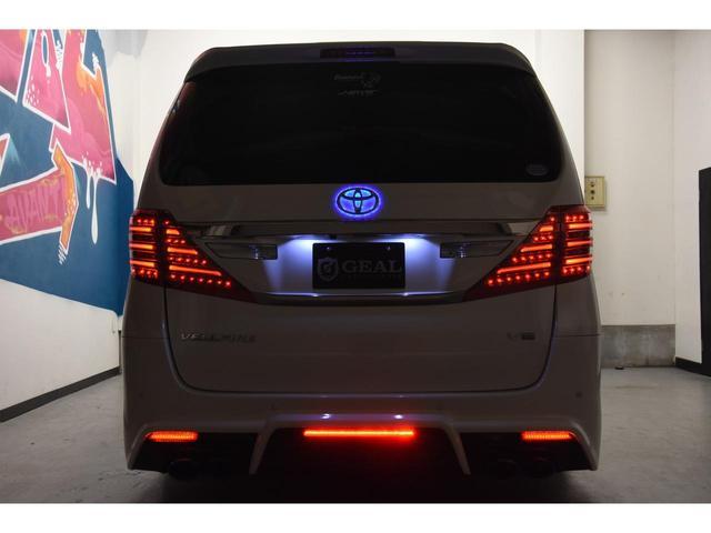 3.5Z Gエディション アドミレイションコンプリートカー BOLDWORLDエアサス 4本出しマフラー 20インチAW リヤエンターテイメントサウンド メーカーナビ 後席モニター エグゼクティブシート(36枚目)
