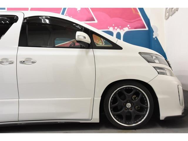 3.5Z Gエディション アドミレイションコンプリートカー BOLDWORLDエアサス 4本出しマフラー 20インチAW リヤエンターテイメントサウンド メーカーナビ 後席モニター エグゼクティブシート(41枚目)