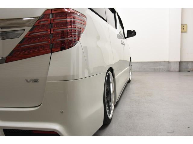 3.5Z Gエディション アドミレイションコンプリートカー BOLDWORLDエアサス 4本出しマフラー 20インチAW リヤエンターテイメントサウンド メーカーナビ 後席モニター エグゼクティブシート(44枚目)