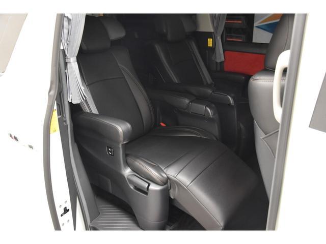 3.5Z Gエディション アドミレイションコンプリートカー BOLDWORLDエアサス 4本出しマフラー 20インチAW リヤエンターテイメントサウンド メーカーナビ 後席モニター エグゼクティブシート(50枚目)