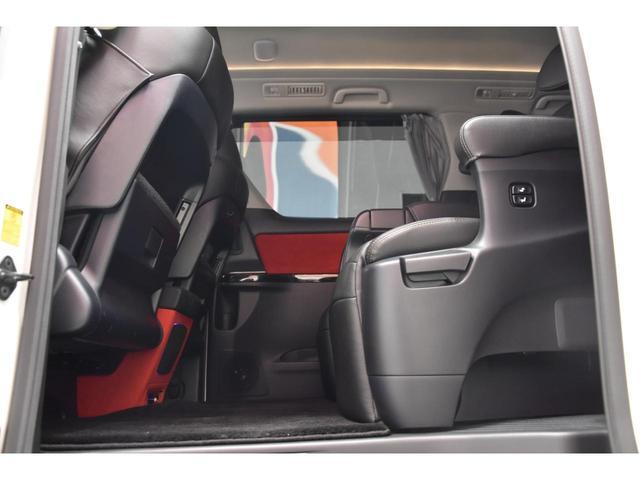 3.5Z Gエディション アドミレイションコンプリートカー BOLDWORLDエアサス 4本出しマフラー 20インチAW リヤエンターテイメントサウンド メーカーナビ 後席モニター エグゼクティブシート(54枚目)