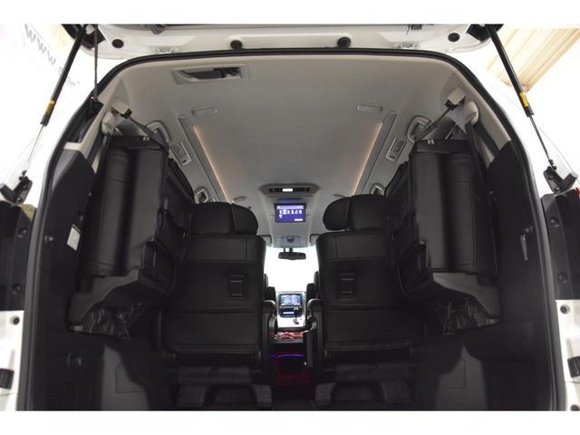 3.5Z Gエディション アドミレイションコンプリートカー BOLDWORLDエアサス 4本出しマフラー 20インチAW リヤエンターテイメントサウンド メーカーナビ 後席モニター エグゼクティブシート(61枚目)