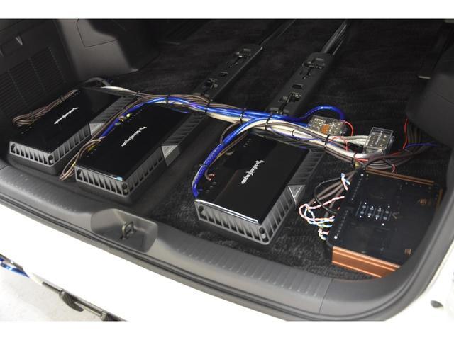 3.5Z Gエディション アドミレイションコンプリートカー BOLDWORLDエアサス 4本出しマフラー 20インチAW リヤエンターテイメントサウンド メーカーナビ 後席モニター エグゼクティブシート(62枚目)