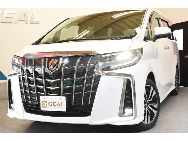2.5S Cパッケージ 新車 フルエアロ 18AW 3眼LEDヘッドライトシーケンシャルウインカー ダブルサンルーフ パワーバックドア 両側電動スライドドア ディスプレイオーディオ 後席ディスプレイ(5枚目)