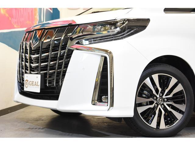 2.5S Cパッケージ 新車 フルエアロ 18AW 3眼LEDヘッドライトシーケンシャルウインカー ダブルサンルーフ パワーバックドア 両側電動スライドドア ディスプレイオーディオ 後席ディスプレイ(14枚目)