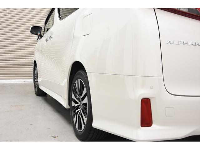 2.5S Cパッケージ 新車 フルエアロ 18AW 3眼LEDヘッドライトシーケンシャルウインカー ダブルサンルーフ パワーバックドア 両側電動スライドドア ディスプレイオーディオ 後席ディスプレイ(30枚目)