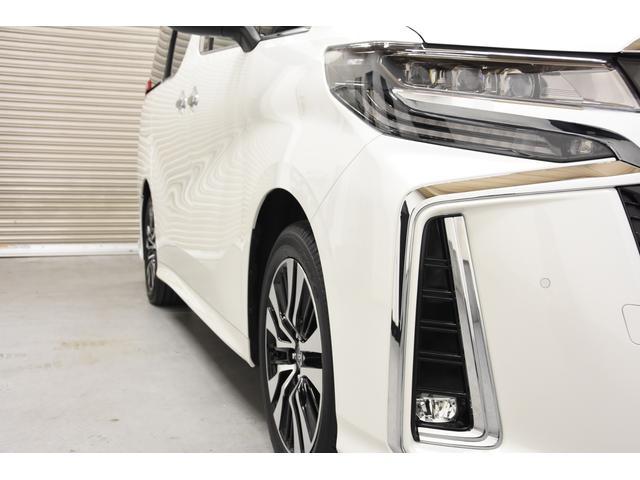 2.5S Cパッケージ 新車 フルエアロ 18AW 3眼LEDヘッドライトシーケンシャルウインカー ダブルサンルーフ パワーバックドア 両側電動スライドドア ディスプレイオーディオ 後席ディスプレイ(43枚目)