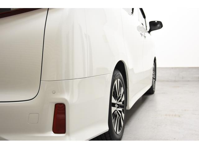 2.5S Cパッケージ 新車 フルエアロ 18AW 3眼LEDヘッドライトシーケンシャルウインカー ダブルサンルーフ パワーバックドア 両側電動スライドドア ディスプレイオーディオ 後席ディスプレイ(44枚目)
