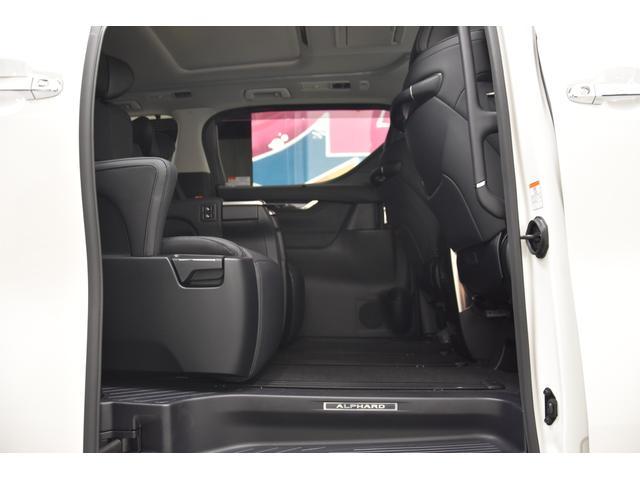 2.5S Cパッケージ 新車 フルエアロ 18AW 3眼LEDヘッドライトシーケンシャルウインカー ダブルサンルーフ パワーバックドア 両側電動スライドドア ディスプレイオーディオ 後席ディスプレイ(50枚目)