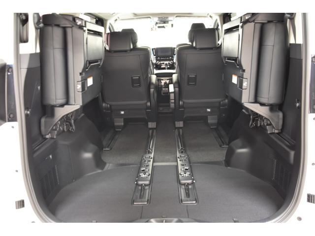 2.5S Cパッケージ 新車 フルエアロ 18AW 3眼LEDヘッドライトシーケンシャルウインカー ダブルサンルーフ パワーバックドア 両側電動スライドドア ディスプレイオーディオ 後席ディスプレイ(60枚目)