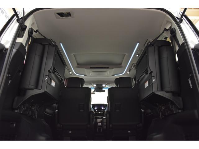 2.5S Cパッケージ 新車 フルエアロ 18AW 3眼LEDヘッドライトシーケンシャルウインカー ダブルサンルーフ パワーバックドア 両側電動スライドドア ディスプレイオーディオ 後席ディスプレイ(61枚目)