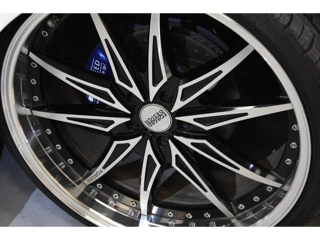 2.5Z Gエディション ZEUSコンプリートカー 22インチAW 車高調 4POTブレーキシステム 4本出しマフラー Wサンルーフ JBLオーディオ 本革シート 後席モニター(11枚目)