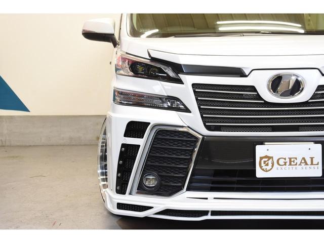 2.5Z Gエディション ZEUSコンプリートカー 22インチAW 車高調 4POTブレーキシステム 4本出しマフラー Wサンルーフ JBLオーディオ 本革シート 後席モニター(20枚目)