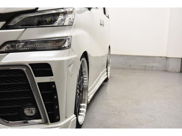 2.5Z Gエディション ZEUSコンプリートカー 22インチAW 車高調 4POTブレーキシステム 4本出しマフラー Wサンルーフ JBLオーディオ 本革シート 後席モニター(27枚目)