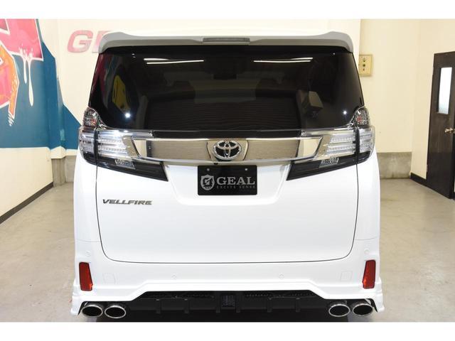2.5Z Gエディション ZEUSコンプリートカー 22インチAW 車高調 4POTブレーキシステム 4本出しマフラー Wサンルーフ JBLオーディオ 本革シート 後席モニター(33枚目)