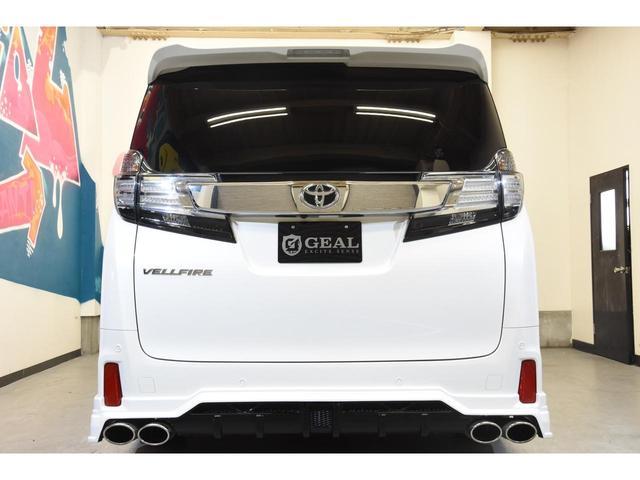 2.5Z Gエディション ZEUSコンプリートカー 22インチAW 車高調 4POTブレーキシステム 4本出しマフラー Wサンルーフ JBLオーディオ 本革シート 後席モニター(34枚目)
