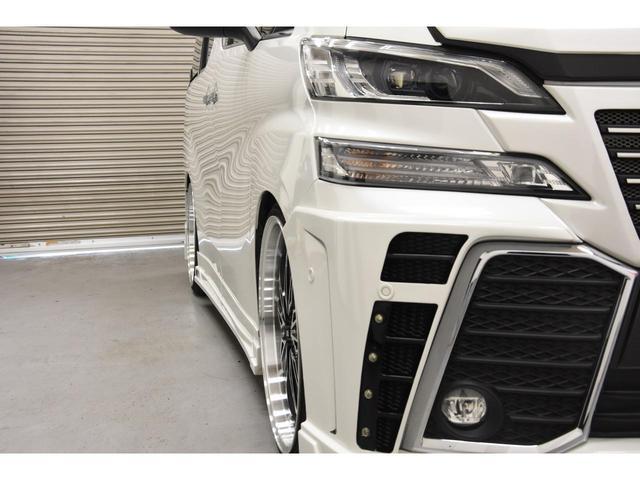 2.5Z Gエディション ZEUSコンプリートカー 22インチAW 車高調 4POTブレーキシステム 4本出しマフラー Wサンルーフ JBLオーディオ 本革シート 後席モニター(42枚目)