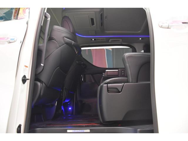 2.5Z Gエディション ZEUSコンプリートカー 22インチAW 車高調 4POTブレーキシステム 4本出しマフラー Wサンルーフ JBLオーディオ 本革シート 後席モニター(55枚目)