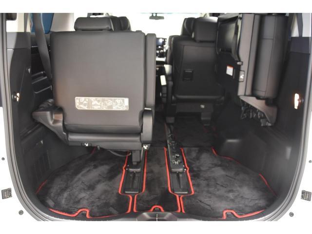 2.5Z Gエディション ZEUSコンプリートカー 22インチAW 車高調 4POTブレーキシステム 4本出しマフラー Wサンルーフ JBLオーディオ 本革シート 後席モニター(60枚目)