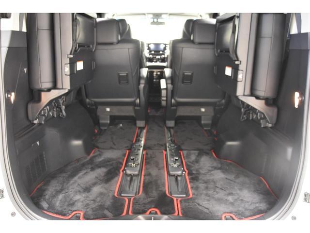 2.5Z Gエディション ZEUSコンプリートカー 22インチAW 車高調 4POTブレーキシステム 4本出しマフラー Wサンルーフ JBLオーディオ 本革シート 後席モニター(61枚目)