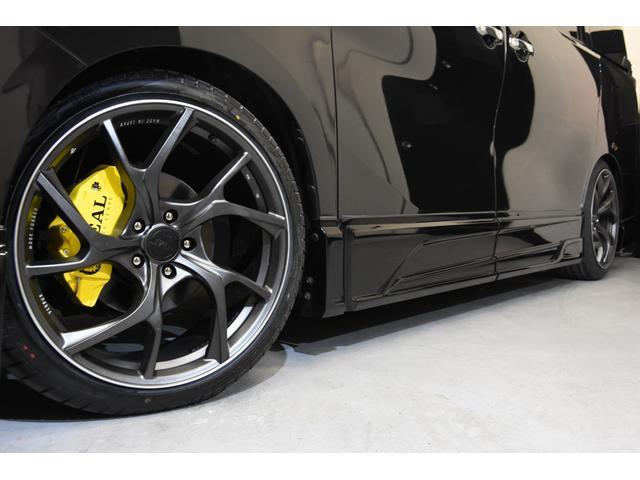 2.5Z Gエディション ROWENコンプリートカー 新品BLITZ車高調 新品RAYS20インチAW キャリパーカバー JBLオーディオ リヤエンターテイメント後席モニター(10枚目)