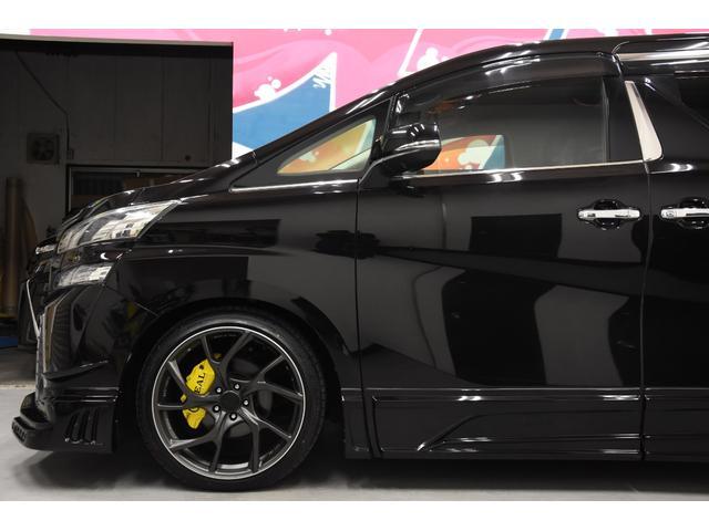 2.5Z Gエディション ROWENコンプリートカー 新品BLITZ車高調 新品RAYS20インチAW キャリパーカバー JBLオーディオ リヤエンターテイメント後席モニター(25枚目)
