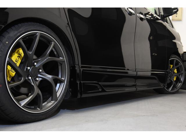 2.5Z Gエディション ROWENコンプリートカー 新品BLITZ車高調 新品RAYS20インチAW キャリパーカバー JBLオーディオ リヤエンターテイメント後席モニター(30枚目)