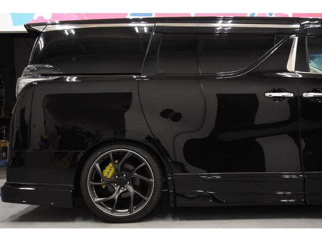 2.5Z Gエディション ROWENコンプリートカー 新品BLITZ車高調 新品RAYS20インチAW キャリパーカバー JBLオーディオ リヤエンターテイメント後席モニター(42枚目)