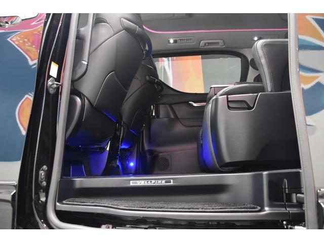 2.5Z Gエディション ROWENコンプリートカー 新品BLITZ車高調 新品RAYS20インチAW キャリパーカバー JBLオーディオ リヤエンターテイメント後席モニター(54枚目)