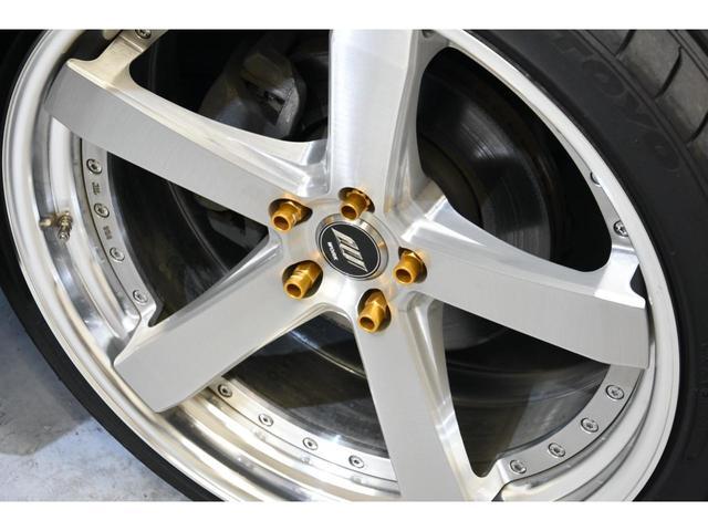 240S フルエアロ WORK21AW TEIN車高調 両側電動スライドドア 9型ナビ DOP大画面フリップダウンモニター プッシュスタート(8枚目)