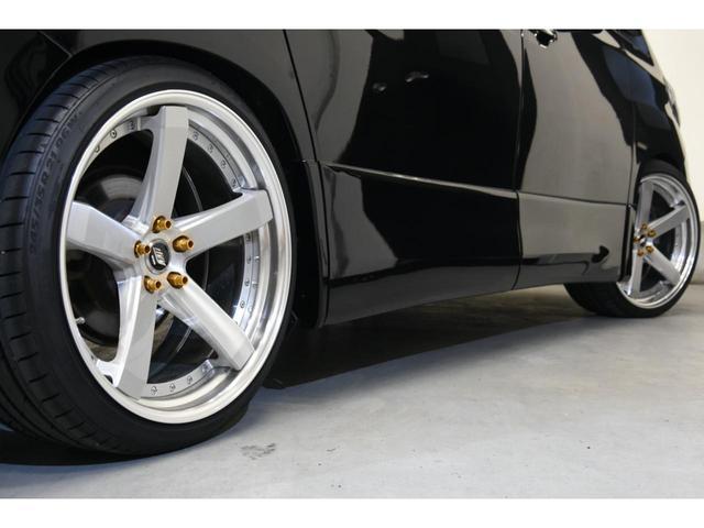 240S フルエアロ WORK21AW TEIN車高調 両側電動スライドドア 9型ナビ DOP大画面フリップダウンモニター プッシュスタート(27枚目)